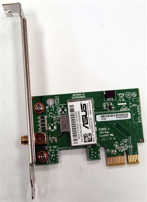 Wifi Card Asus Wn7601r H1 Asus Anatel Rt3090pcie C1 Wifi Adapter Pcie Card 0c001 001000dp Ebay