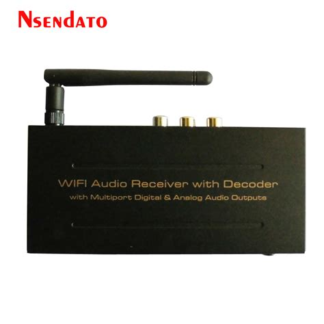 Wifi Audio Receiver Support Android Ios Windows popular wifi audio receiver buy cheap wifi audio receiver