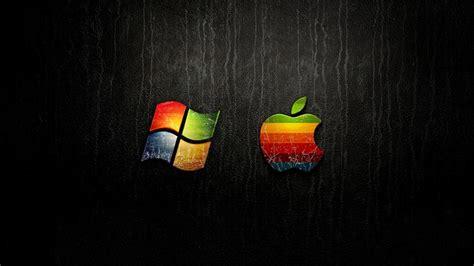 wallpaper apple vs windows apple苹果系统主题高清壁纸 桌面壁纸下载 四季壁纸