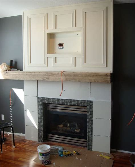 fireplace diy makeover hometalk fireplace build and makeover diy