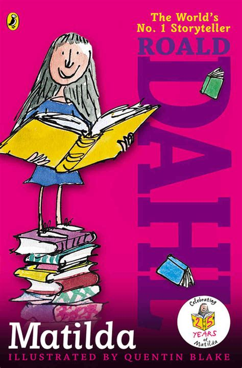 Roald Dahl Wanted His Magical Matilda To Keep Books