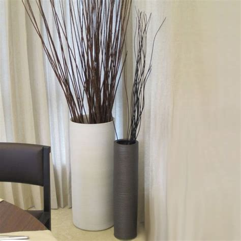 vases home decor best 25 floor vases ideas on pinterest decorating vases