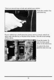 manual repair free 1954 cadillac fleetwood security system 1994 cadillac fleetwood problems online manuals and repair information