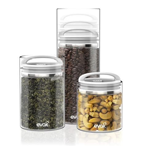 large food container prepara 30 evak large food storage container with compact lid homeclick