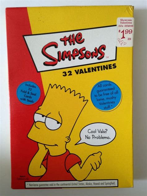 simpsons valentines cards 1000 images about 90s gl amour on vanity fair