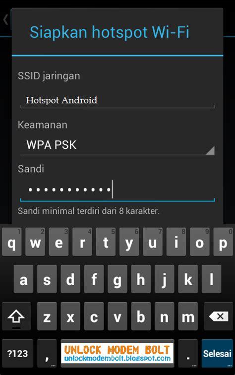 cara membuat jaringan wifi pada hp android cara membuat hotspot wifi di hp android