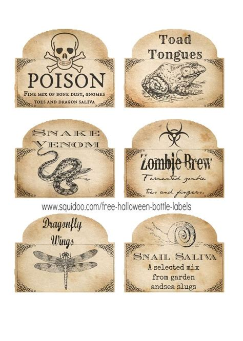 harry potter potion labels templates 25 best ideas about potion labels on