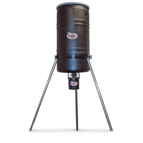 American Feeder american 174 digital feeder spinner 588960 feeders at sportsman s guide