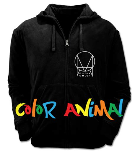 skrillex hoodie remeras color animal ceras hoodies skrillex