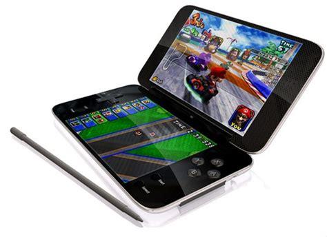 3d ds console nintendo announces 3ds 3d ds handheld console