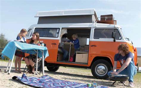 Retro Camper by Vw Combi Regresa Al Mercado Europeo Auto Blog