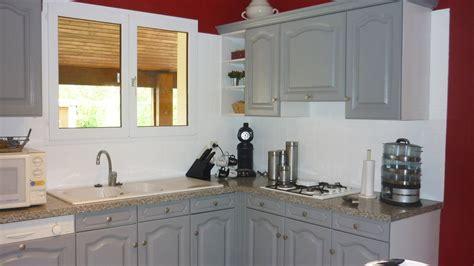 id馥 de cr馘ence pour cuisine peintures pour meubles de cuisine home design nouveau et