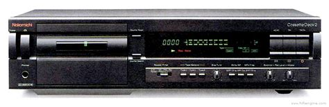 nakamichi cassette deck 2 nakamichi cassette deck 2 manual two stereo