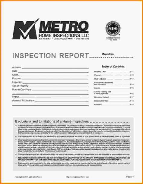 septic inspection report template home inspection report forms beneficialholdings info
