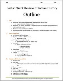 Outline History Of Indian click here to print pdf file