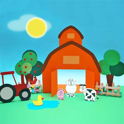 grange des animaux r 233 aliser une ferme l atelier canson