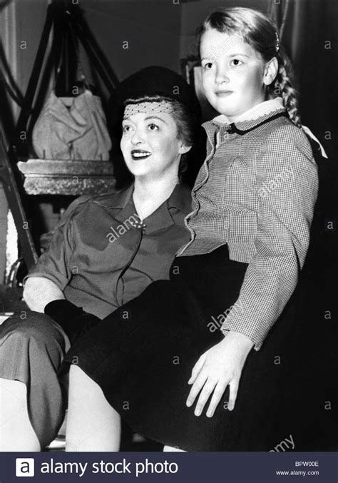 Bette Davis Daughter by Bette Davis Daughter Barbara Www Pixshark Com Images