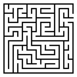 free maze games adults submited images