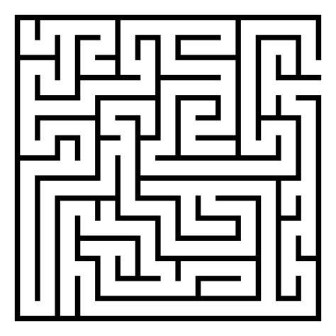 Printable Art Mazes | maze clipart clipart suggest