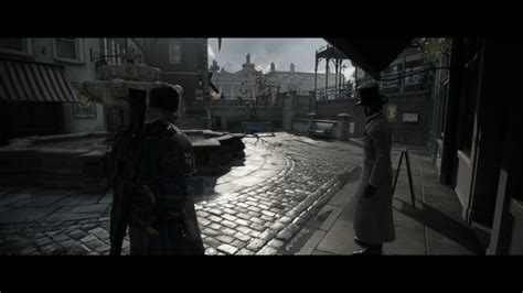 order a the order 1886 dev discusses gameplay mechanics states it has quot a lot more quot than any
