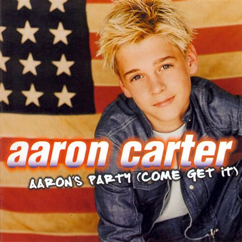 aaron carter in the 90s 90s music girl in brooklyn
