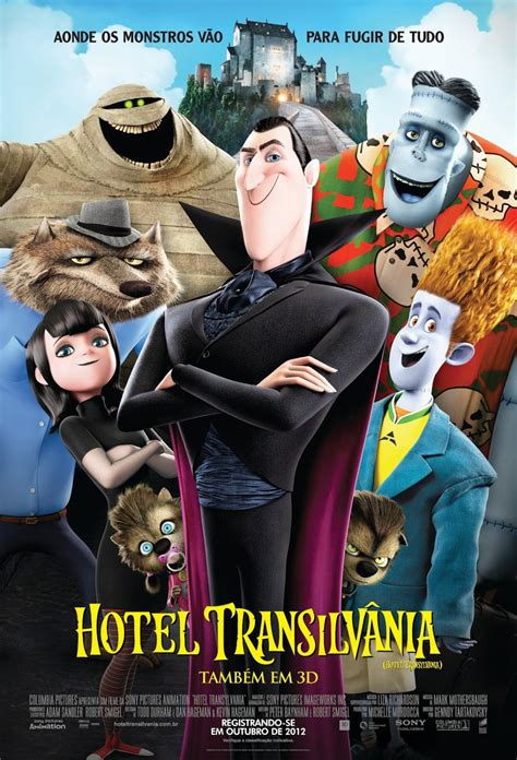 film online hotel transilvania latest hotel transylvania posters gather the motley crew