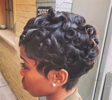 pin curls thebeautyfreek black hair information