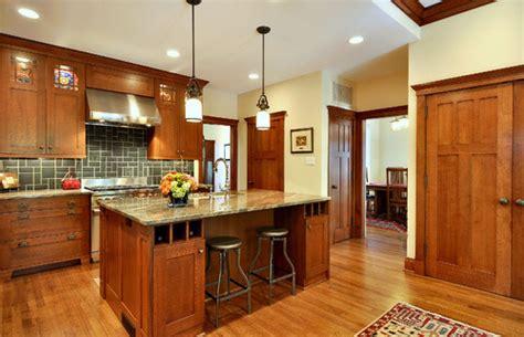 craftsman style kitchen design the granite gurus design style week 10 craftsman style