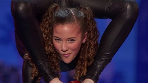 sofie dossi camel america s got talent 2016 audition sofie dossi teen