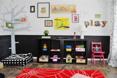 chalkboard paint playroom colorful playroom design with chalkboard walls kidsomania