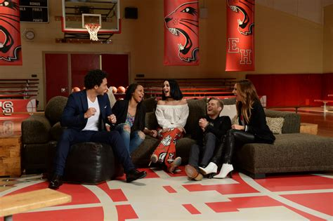 High School Musical Anniversary | high school musical cast reunite for tenth anniversary