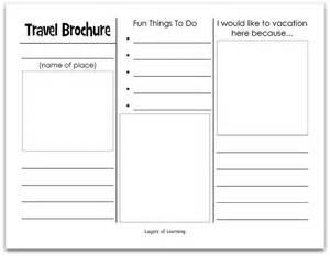best 25 travel brochure template ideas on pinterest