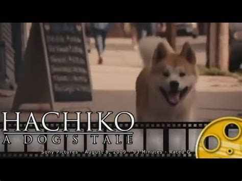 Movie Review | Hachiko: A Dog's Tale (2009/J) - YouTube Hachiko Movie Summary