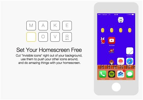 iphone themes no jailbreak needed no jailbreak required customize your home screen with