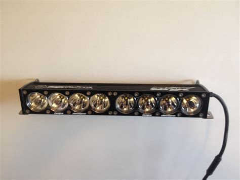 baja onx led light bar baja designs onx series premium off road led light bars
