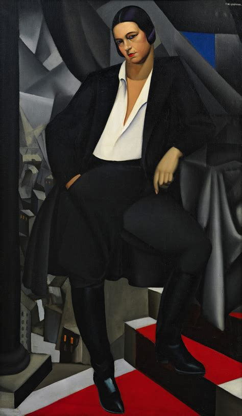 tamara de lempicka art de lempicka tamara fine arts before 1945 the red list