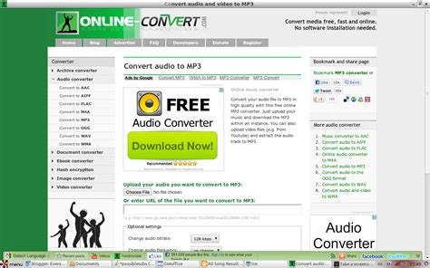 online format converter to mp3 peppermint 3 a cloudy future
