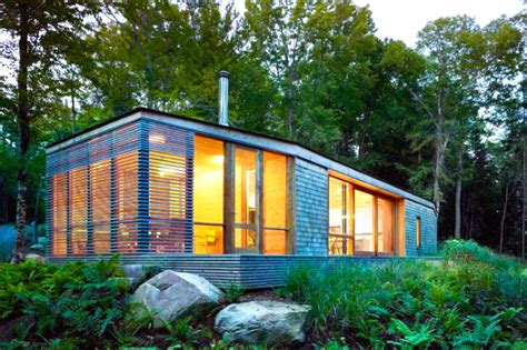 arched cabins canada podhouse s arched micro cabins