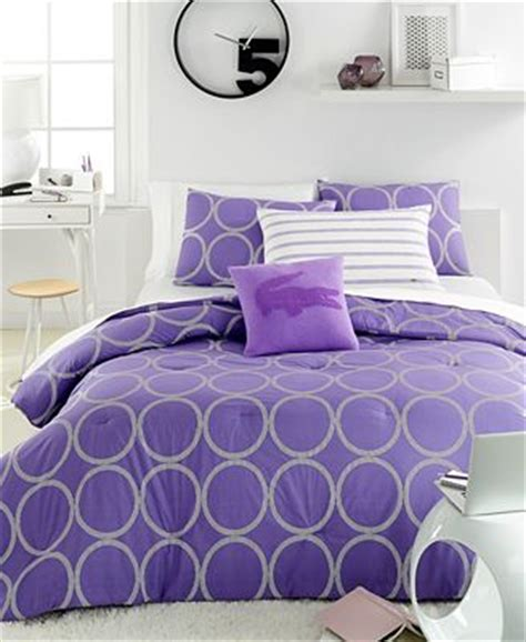 purple comforter twin xl lacoste college collection curling purple twin twin xl comforter set bedding collections bed