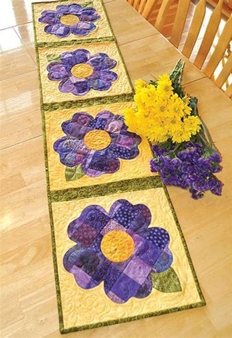 Patchwork Table Runner Pattern - best 20 table runner pattern ideas on