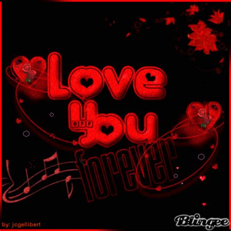 imagenes i love you forever love you forever picture 123788018 blingee com