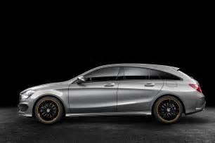 Mercedes Shooting Brake Mercedes Reveals And Details Shooting Brake
