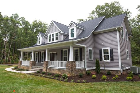 the avalon simply home custom home builders in virginia