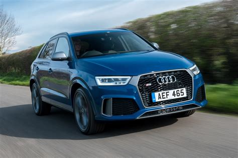 audi q3 car audi rs q3 performance 2016 review by car magazine