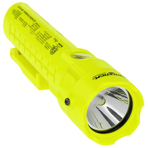 nightstick intrinsically safe dual light flashlight w dual
