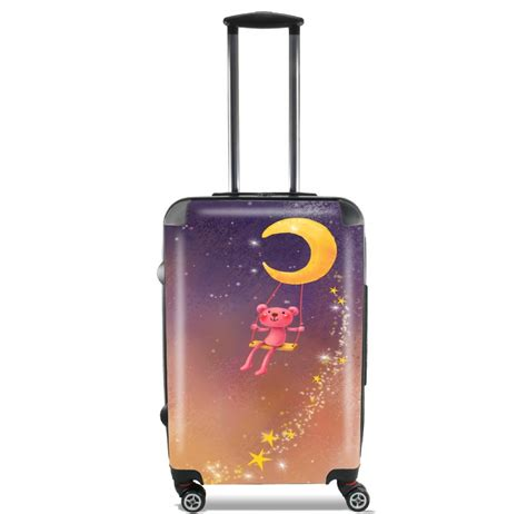swinging on a star cartoon swinging on a star for lightweight hand luggage bag
