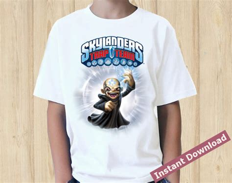 T Shirt Kaos Print Umakuka The Rider skylander kaos t shirt skylanders birthday supplies