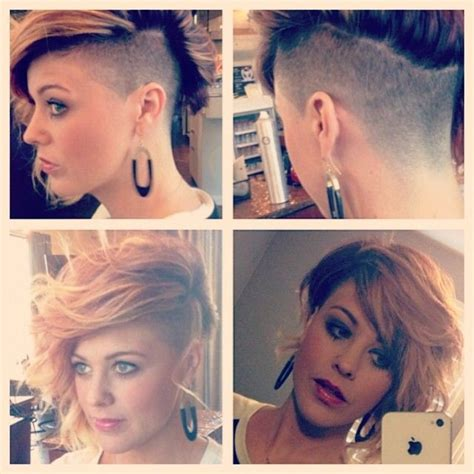 what hairstyles can be done with a bald spot in the top of i love my hair eeeekkkk it s so versatile and the