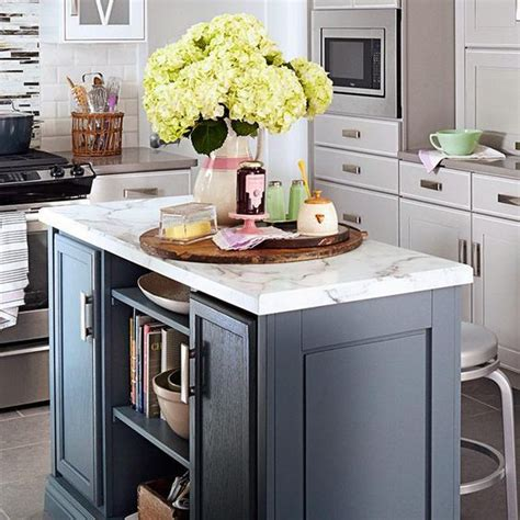 different ways to paint kitchen cabinets paint your island a different color from the rest of your
