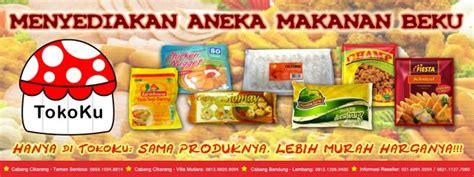 distributor makanan beku supplier makanan beku jual